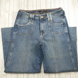 {T5} A.N.A Jeans Wide Leg Jeans Womens Size 4